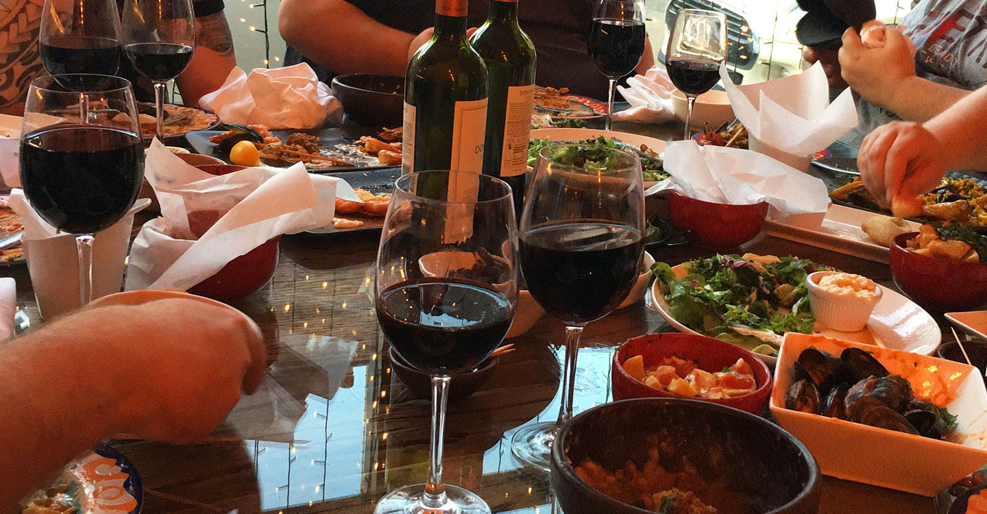Wining and dining with Prototype Creative