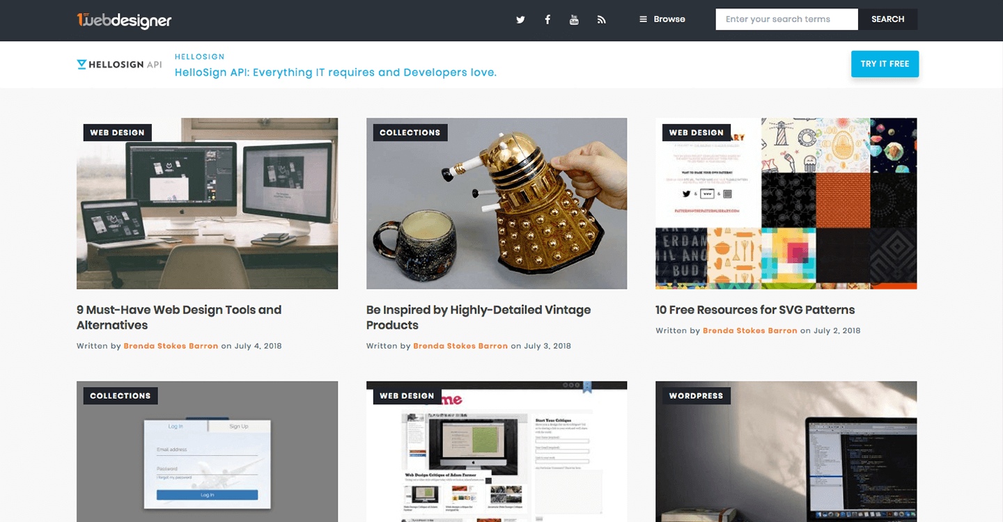 Our Top Blog Sites | Blog | Prototype Creative